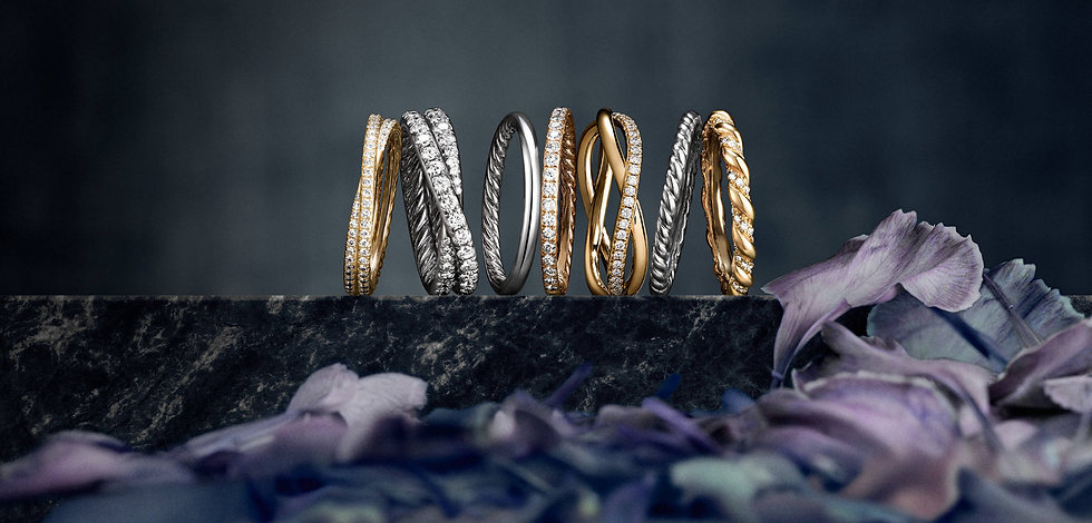 Women's Wedding Bands - Innaya by Himani