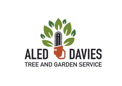 Aled Davies - Tree and Gardening logo1-0