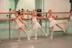 Обучение балету детей