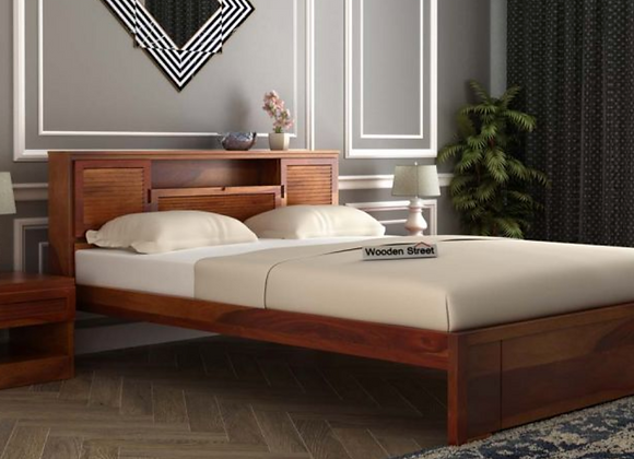 Ferguson Bed Without Storage