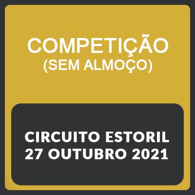 Competição - Estoril - 27 de Outubro