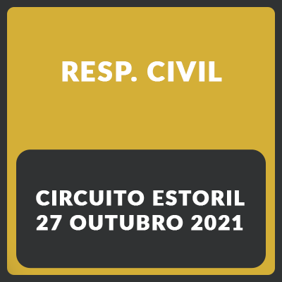 Responsabilidade civil - Estoril - 27 de Outubro