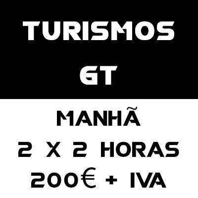 TURISMOS|GT - MANHÃ - BRAGA - 17 ABRIL