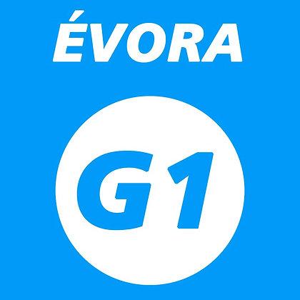 Évora - 11 de Abril 2021 - Grupo 1