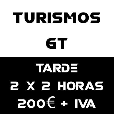 TURISMOS|GT -TARDE - BRAGA - 17 ABRIL