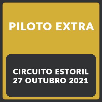 Piloto Extra - Estoril - 27 de Outubro
