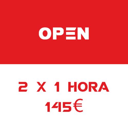 Open - Estoril - 4 de Abril