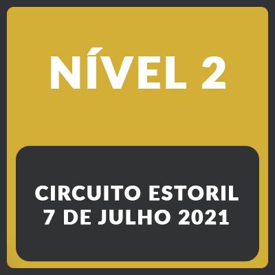 Nível 2 - Estoril - 7 de Julho