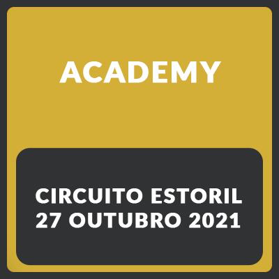 Academy - Estoril - 27 de Outubro