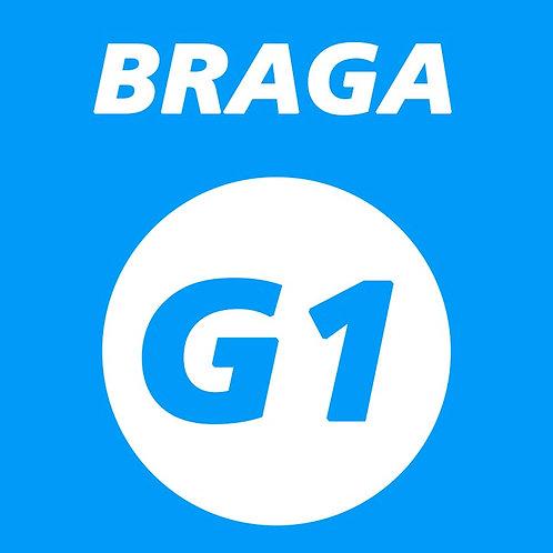 Braga - 20 de Março 2021 - Grupo 1