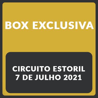 Box Exclusiva - Estoril - 7 de Julho