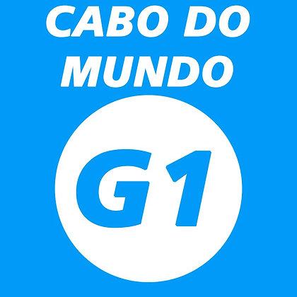 Cabo do Mundo - 11 de Abril 2021 - Grupo 1