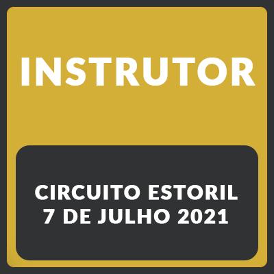 Instrutor Motor Sponsor - Estoril - 7 de Julho