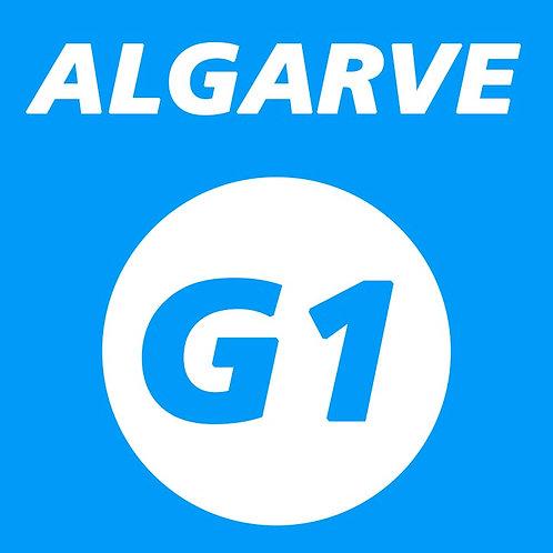 Algarve - 28 de Março 2021 - Grupo 1