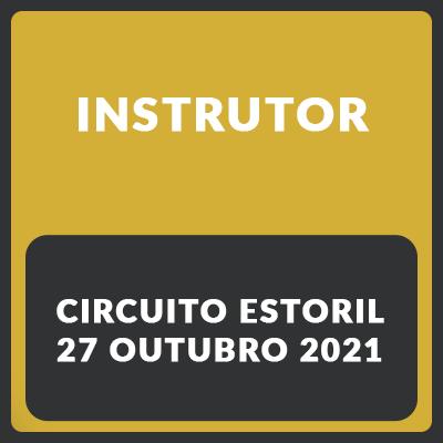 Instrutor Motor Sponsor - Estoril - 27 de Outubro