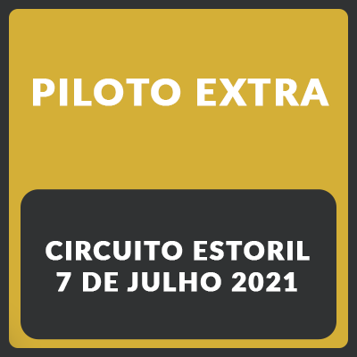 Piloto Extra - Estoril - 7 de Julho