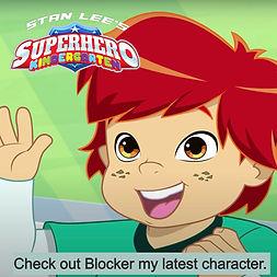 stan lee's super hero kindergarten voice over shelley longworth