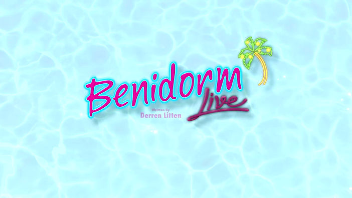 Benidorm live stage show , Jake Canuso, Sherrie Hewson,Janine Duvitski,Adam Gillen,Tony Maudsley,Asa Elliott,Derren Litten, Sheley Longworth
