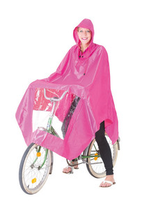 BICYCLE PONCHO - 3012