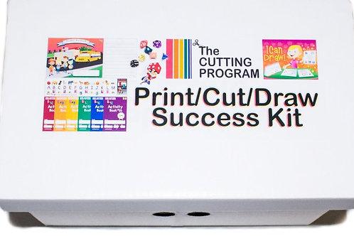 Print/ Cut/ Draw Success Kit