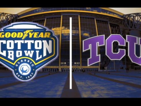 TCU   Cotton Bowl Annoucement