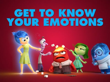 Inside Out - Get To Know Your Emotions