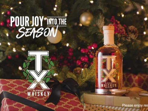 TX Whiskey   Real Joy