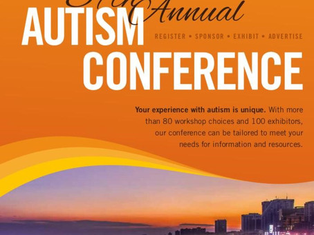 AUTISM NEW JERSEY CONFERENCE