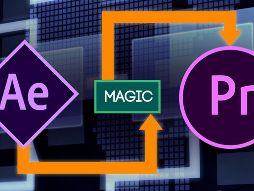 After Effects To Premiere Workflows