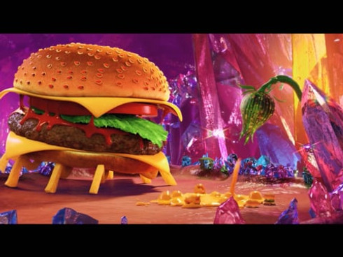 Cloudy With a Chance of Meatballs 2   Anatomy of a Foodimal