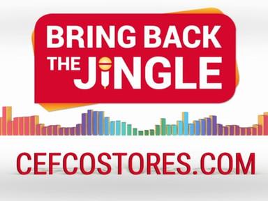 CEFCO | Bring Back The Jingle Contest