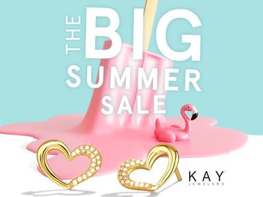Kay Jewelers | Big Summer Sale