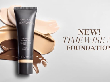 Mary Kay | Timewise 3D Promo