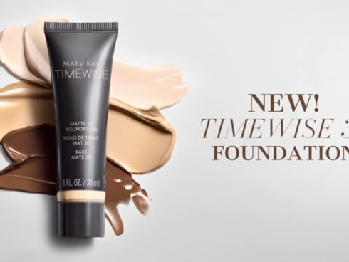 Mary Kay   Timewise 3D Promo