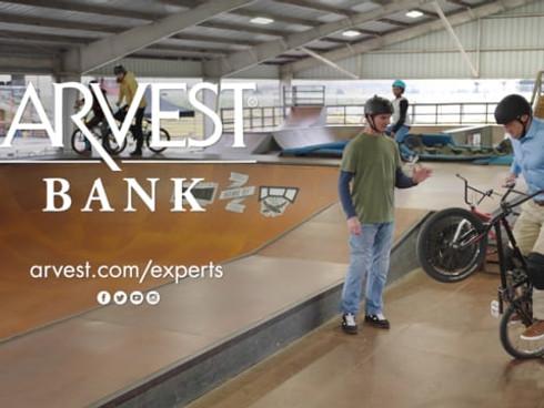 Arvest Bank   BMX