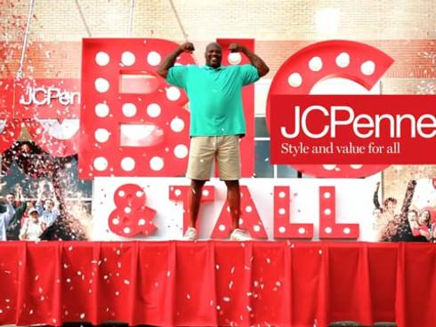 JC Penney   Shaq Parade Cutdown