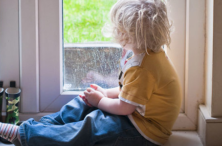 Great activities for children with ASD for rainy days.