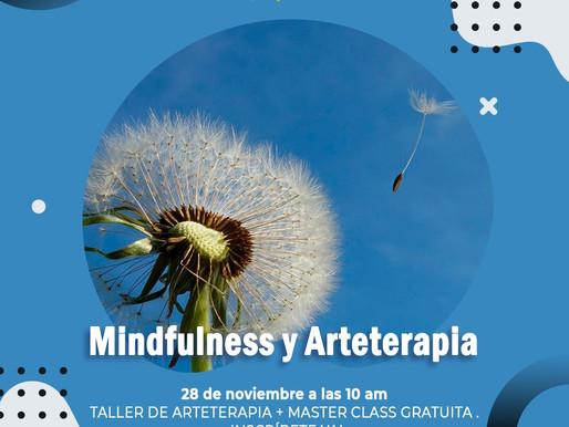 Mindfulness y Terapia de Arte