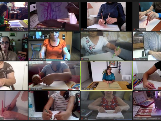 Clase virtual: Arte y mindfulness para la salud mental
