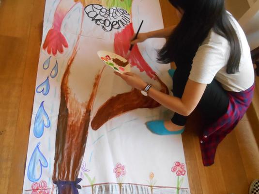 Educación Somática a través del arte