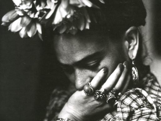 Arteterapia y Frida