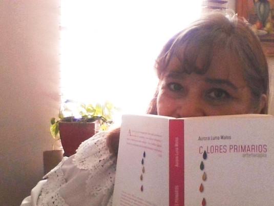 Colores Primarios, un gran libro sobre Arteterapia