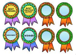 Badges (colour)
