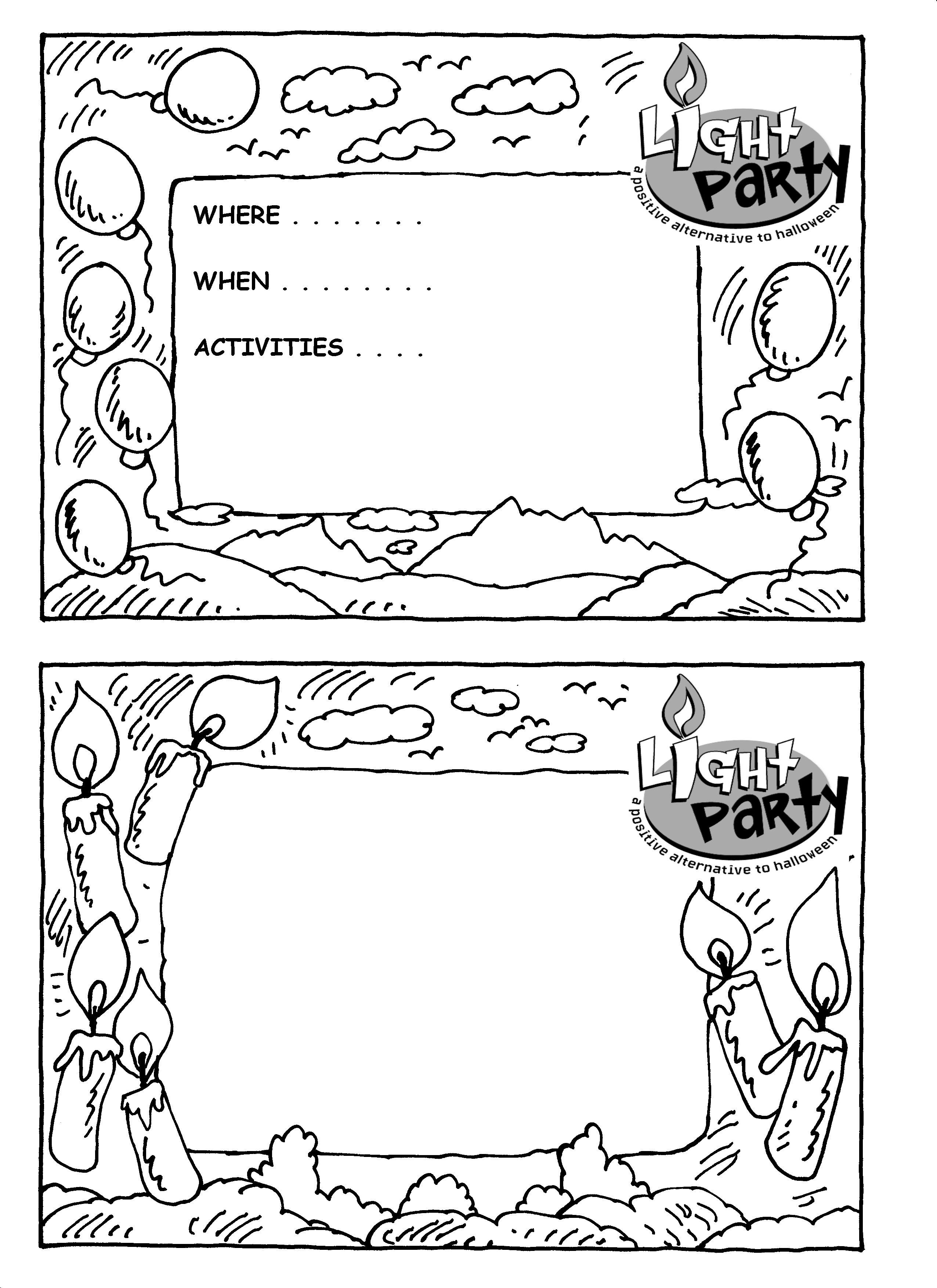 Invites A5 (B_W)