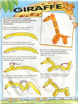 BA - Giraffe