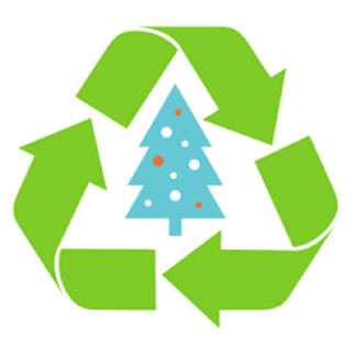 Tree collection and recycling service (within 15 miles)