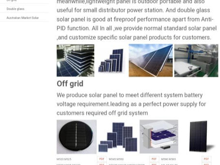 Differences between solar panels, how do I tell if my panel is any good or not?