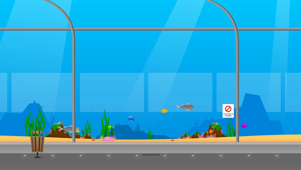 PC Bob- Aquarium Antics