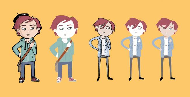 Character Development Sheet- Autism Uncut