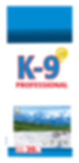 Hrana za pse K9 losos